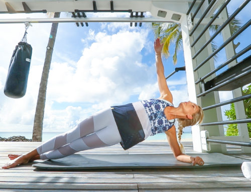 4 TOP EXERCISES FOR ABS AND CORE STRENGTH!